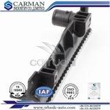 Feuille de tube pour la feuille de croix de radiateur de véhicule, feuille ovale