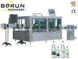 Planta de relleno del agua mineral/cadena de producción pura del agua/embotelladora del agua