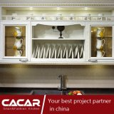 luxurious王の純木の食器棚(CA12-10)のリターン
