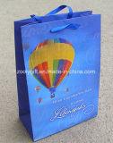 Персонализированная упаковка подарка бумаги печатание конструкции кладет выдвиженческие бумажные мешки в мешки