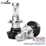 farol do carro do diodo emissor de luz de 4000lm Fanless com certificado do Ce