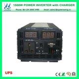 UPS 1500Wの全能力携帯用マイクロホーム力インバーター(QW-M1500UPS)