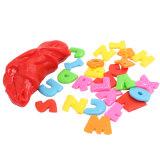 Giocattoli educativi divertenti con mastice di pensiero e 26 l'alfabeto sensitivo (MQ-SDP06)