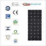 150W comitato solare monocristallino del mono comitato del sistema solare PV con il certificato della CCE Inmetro Idcol Soncap del CE di IEC MCS di TUV