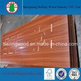 Material moldeado melamina Doorskin de MDF/HDF