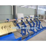 Gebildet in China CNC Control High Speed Steel Wire Straightening und Cutting Machine