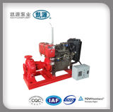 Kaiyuan Xbc 500gpm@10bar Diesel Water Pump para Fire Fighting
