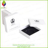 白書の黒い枕が付いている堅いパッキング石鹸ボックス
