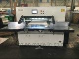 Máquina de estaca /Papercutter/Guillotine do papel do controle de programa (92F)