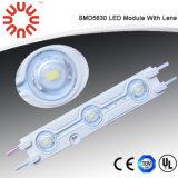 Módulo do diodo emissor de luz com lente SMD5630