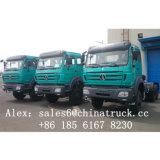 Beiben 6X4 380HP 420HP Tractor Truck