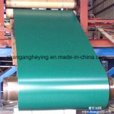 고품질 강철 (PPGI/GI/GL) 색깔에 의하여 입히는 직류 전기를 통한 강철