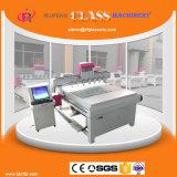 Kleines Arbeitsgröße CNC-automatisches Glasschneiden-Gerät mit multi Köpfen RF800m