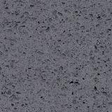 Pedra projetada cinzenta de quartzo da galáxia Kf-001