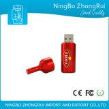 Vara da memória do USB da pena 32GB do toque dos presentes do negócio das cores cheias de produtos novos de amostra livre