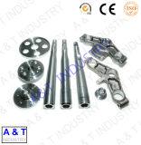 AluminiumStaming zerteilt flache Schmieden-Teile mit Qualität