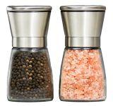 Laminatoio di vetro del sale di pepe del laminatoio di pepe e del sale del laminatoio del laminatoio di vetro di vetro della spezia