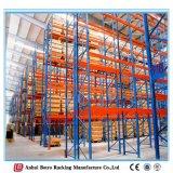 Rekken van de Plaat van het Metaal van de Opslag van het Pakhuis van de Verkoop van China de Hete Hangende