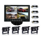 12V-24V 9 Inch Monitor para Car Reversing Camera