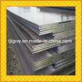 Plaque d'acier doux, plaque en acier de Corten