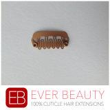 Clip para la extensión del pelo con buena calidad