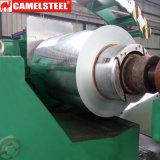 Tôle d'acier galvanisée par métal de Dx51d pour la feuille de toiture