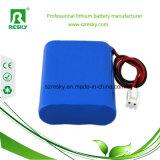 bloco 7.4V 8800mAh da bateria do Li-íon 2s4p recarregável para dispositivos médicos portáteis