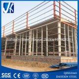 Pakhuis met hoge weerstand van het Frame van het Staal het Structurele