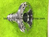 Peças de giro feitas à máquina feitas sob encomenda da fabricação de metal do aço inoxidável