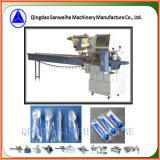 Máquina plástica del embalaje automático de la gente Swa-450 y del cuchillo