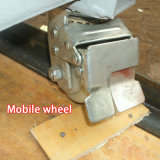 Rasternmaschinen-vibrierender Drehbildschirm des Edelstahl-304