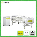 HK-N207 Two Function Manual Hospital Bed (equipamento médico, mobiliário hospitalar)