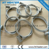 Calefatores de bobina quentes do cabo do corredor