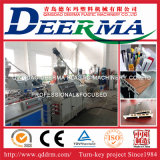세륨 Certification를 가진 WPC Floor Decking Making Machine