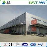Fábrica industrial del metal prefabricado/modular/almacén prefabricado/edificio de acero