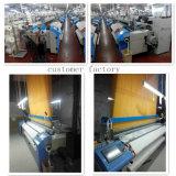 Tissu 100% ordinaire de satin de sergé du coton Jlh9200 faisant la machine de tissage de Sulzer