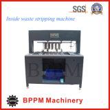 Innerhalb der überschüssigen halbautomatischen Abisoliermaschine für Papierkasten