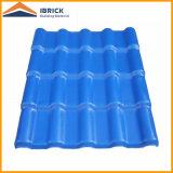 Плитка синтетической смолаы PVC Asa поставщика плитки крыши смолаы Coated