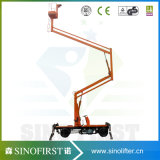 10m Skylift Aerial Ein Person Cherry Picker Trucks
