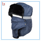 Sale Reflective Bomber Winter Super Warm Hats Sports Snow Outdoor Aviator Ear Flaps Cap pour hommes et femmes