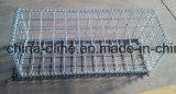 Rete metallica saldata galvanizzata Gabion 900*300*300
