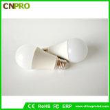 공장 직매 플라스틱 입히는 알루미늄 LED 전구 보편적인 LED 전구 도매