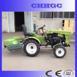 миниый электрический трактор 10-12HP с Plough и Tiler