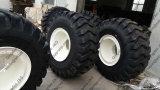 OTR predisponen el neumático 17.5-25 con la rueda blanca 25-14.00/1.5