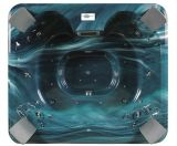 De nieuwste Europese Stijl Hete Tub Freestanding Outdoor SPA van het Ontwerp (m-3318)