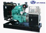 Cummins Engine 4BTA3.9-G2が付いている予備発電50kVA 40kwの無声発電機