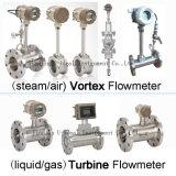 Contatore di vortice per liquido, gas e vapore