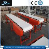 Transporte de correia de giro material do plutônio para processar a linha de produção