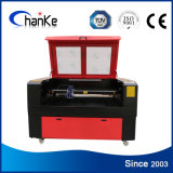 Máquina de gravura da estaca do laser do metal de Ck1290150W Reci 1.2mm mini