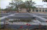 1.5mm HDPE Geweven Geomembrane voor de Voering van de Vijver van het Landbouwbedrijf van Garnalen